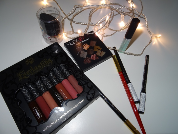 Mini craquage make-up | Sephora & Kiko